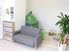 横浜市緑区 和鍼灸整骨院の院内風景